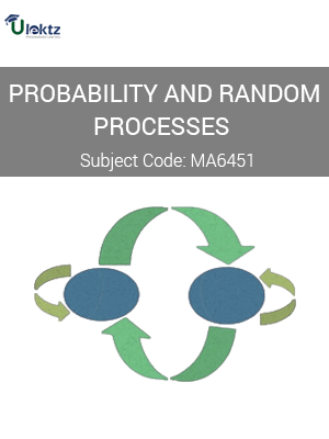 Probability And Random Processes -Important questions (MA6451)